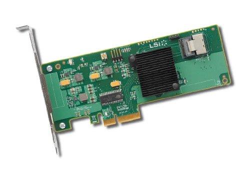 Price comparison product image LSI Logic SAS9211-4I 4PORT Int 6GB Sata+sas Pcie 2.0