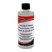 Supernail Nail Polish Thinner, 4 oz
