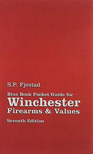 (Blue Book Pocket Guide for Winchester Firearms & Values)