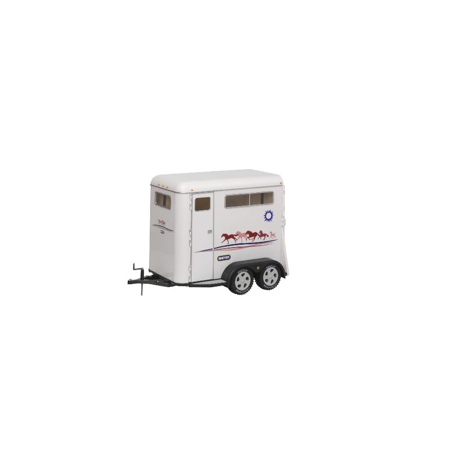 Breyer Traditional Series Two Horse Trailer