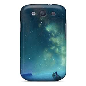 Durable Case For The Galaxy S3- Eco-friendly Retail Packaging(dream Girl)