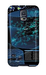 Fashion Design Hard Case Cover/ LhJjvRx2671GFjtp Protector For Galaxy S5