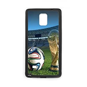 World Cup 2014 Samsung Galaxy Note 4 Cell Phone Case Black DIY GIFT pp001_8210826