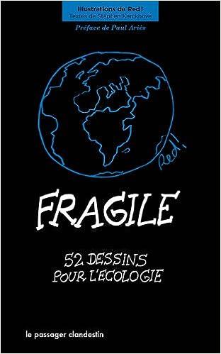 Livres gratuits Fragile: 52 dessins pour l'écologie pdf
