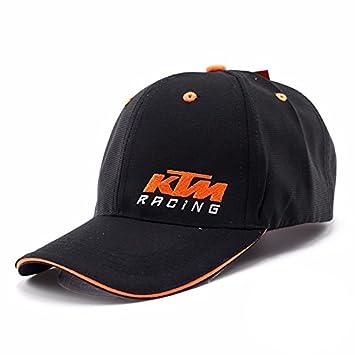 Gorra KTM Racing Team - Official Cap Team KTM MX: Amazon.es: Coche ...