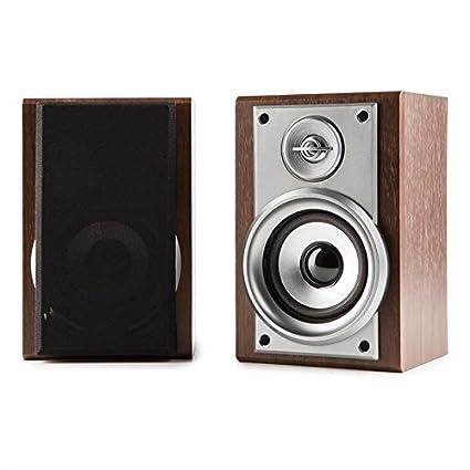 Auna Deerwood Equipo estéreo con Tocadiscos: Amazon.es ...