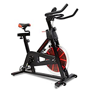 Commercial Spin Bike - Lifespan Fitness Exercise Fitness Home Gym Bicycle