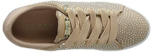 active Lady Rosa Townie Guess Para Blush Pink Zapatillas Mujer fabric medium H65qw