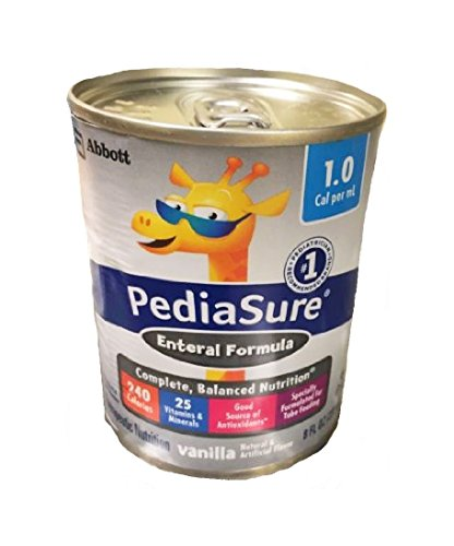 PediaSure Enteral Nutritional Drink - Case of 24 - Model 51804