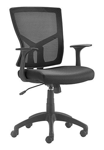 Serta CHR10019A Essential Hartford Mesh Office Chair, - Hartford Desk