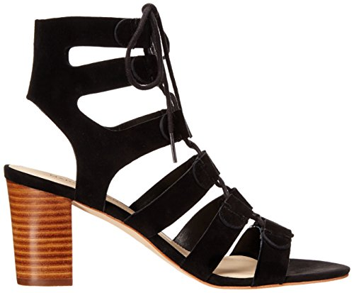 Marc Fisher de la mujer Patsey vestido sandalia Black