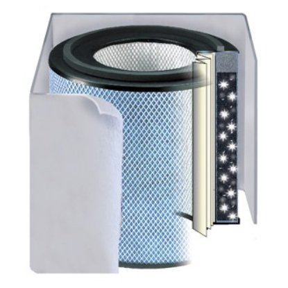 Filter Austin Healthmate Air Replacement - Austin Air FR450B Healthmate Plus Standard Replacement Filter, White