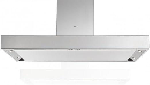 NOVY Proline 7251 1080 m³/h De pared Acero inoxidable - Campana (1080 m³/h, Canalizado, 65 dB, De pared, Acero inoxidable, Acero inoxidable): Amazon.es: Hogar