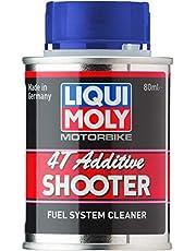 Liqui Moly 7837 Brandstofsysteemreiniger, Motorbike 4T, Shooter, E, 80 ml