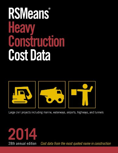 RSMeans Heavy Construction Cost Data 2014