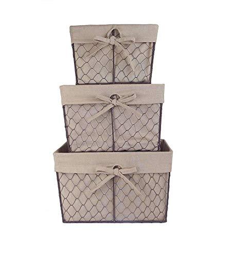 wire basket kitchen - 6