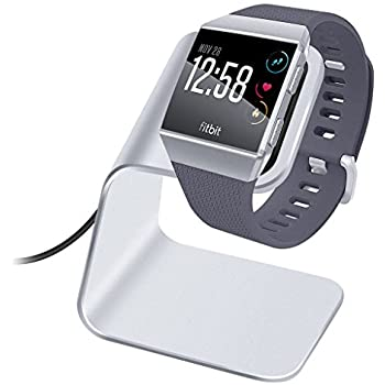 Amazon.com: for Fitbit Ionic Charger, Rymemo Magnetic