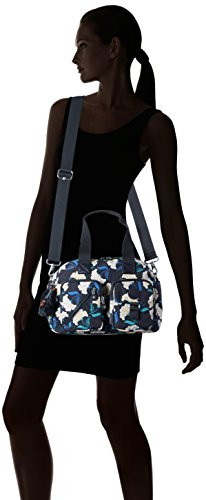 Handle Women��s Defea Magnolia Multicolor C60 Kipling Bag Pr Top Cpqx1S