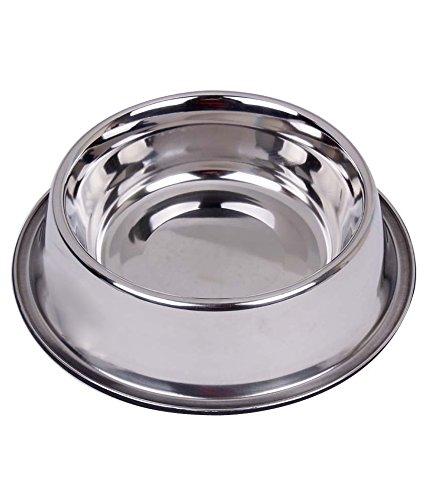 Pets Empire Dog Bowl Anti Skid Non Tip Dog Bowl(1 Piece) (X-Small)