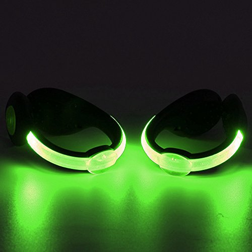 Night Runner Led Shoe Lights in US - 9