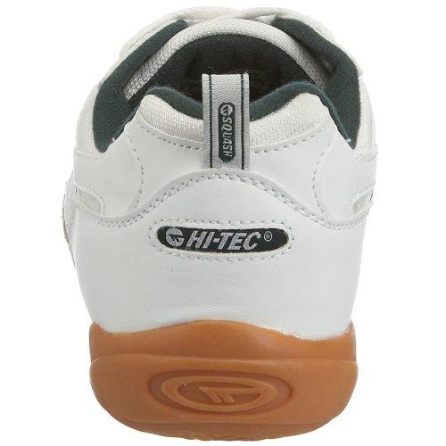Hi-Tec Sports - Zapatillas de squash para hombre Blanco (Weiß)
