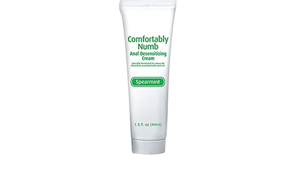 Pipedream Comfortably Numb Anal Desensitizing Cream [Spearmint] Eaze Into Comfort with This Classic...