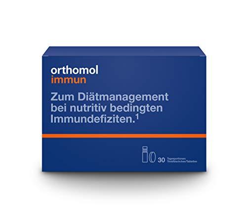 Orthomol 면역 병 및 정제, 30 조각, 1ce_e 팩 1319991