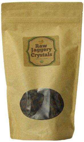 Esutras Organics Raw Whole Cane Jaggery Cubes, 16 Ounce