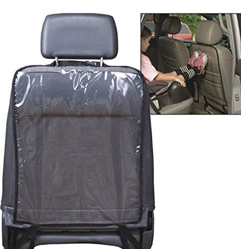 los pies de los ni/ños Protector contra la suciedad 2 protectores para el respaldo del asiento del coche Protector para el respaldo del asiento del coche PVC resistente da/ños por el transporte