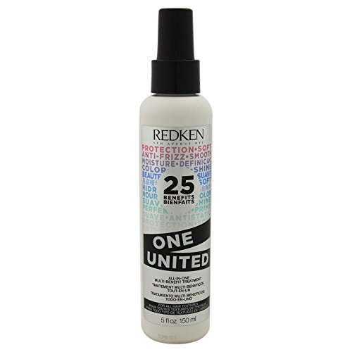 Redken Unisex One United Multi Benefit Hair Treatment, 5 (All Hair Treatments Online)