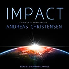 Impact Audiobook by Andreas Christensen Narrated by Stephen Bel Davies