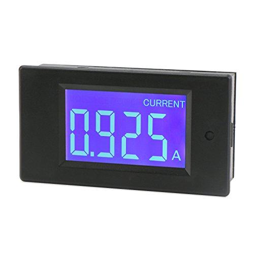 DROK AC Digital Multimeter Voltage Current Power Energy Detector Meter 80-260V 5A Ammeter 220V Voltmeter LCD Display Volt Amp Monitor Panel Gauge Mount by DROK (Image #4)