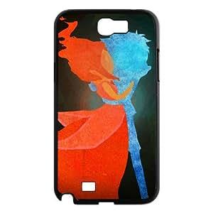 DIYCASETORE Kiss Customized Bumper Plastic Hard Case For Samsung Galaxy Note 2 N7100