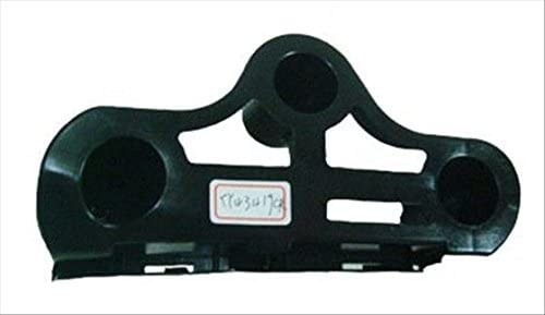Unknown OE Replacement Toyota Sequoia//Tundra Pickup Front Driver Side Bumper Bracket Partslink Number TO1066171