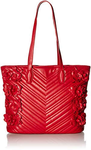 Betsey Johnson What in Carnation Tote, ()