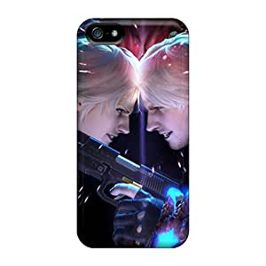 Top Quality Rugged Devil May Cry Cases Covers For Iphone 5/5s
