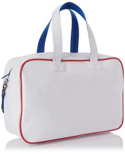 Toro True PERF sports bag adidas White Blue Originals HOLLDALL xzR1vq