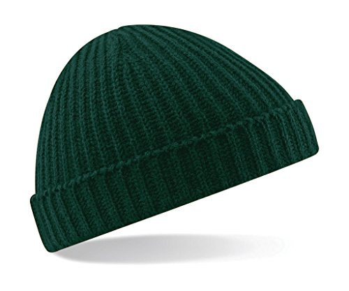 Béisbol Unisex Gorra Bottle Hat Green Beanie Adulto Trawler de Beechfield TWwZXvqZ