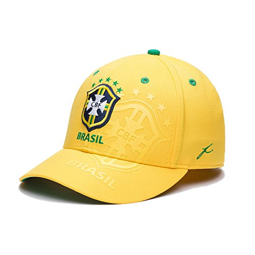 Fi Collection Brazil Two Touch Stretch Fit Hat ()