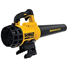 Max XR Lithium-Ion blower uses an innovative axial fan design that maximizes air output & run time. Variable speed trigger & speed lock for maximum control. Performanceup to 400 cu.'.Per Min of air volume & 90 mph air Speed. Featu...