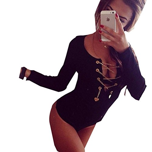 Blooming Jelly Womens Bodysuit Playsuits