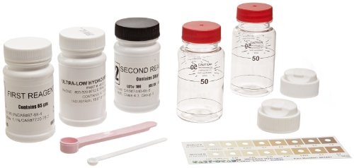 Industrial Test Systems Quick 481201 Hydrogen Sulfide Test Strip, Ultra Low (Pack of 50)