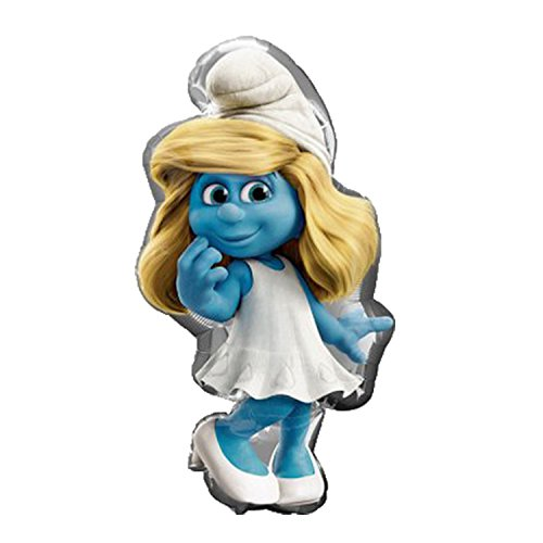 Review The Smurfs Smurfette Balloon