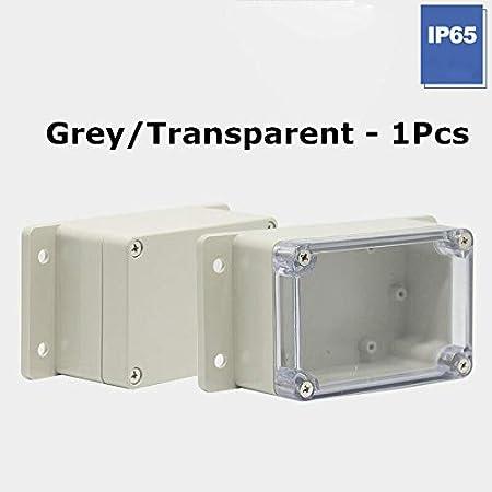 blanc Bo/îte de d/érivation SenRise /étanche IP65 ABS Bo/îtier de projet /électrique Taille 27