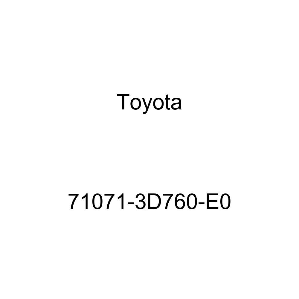 TOYOTA Genuine 71071-3D760-E0 Seat Cushion Cover