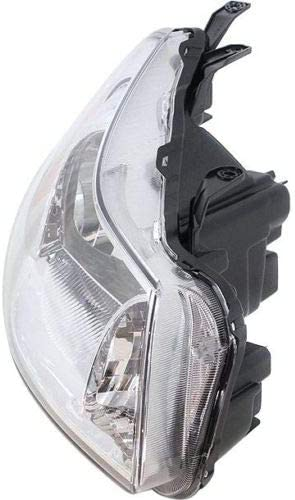 NEW RIGHT HEAD LIGHT LENS AND HOUSING FITS 2007-2013 SUZUKI SX4 SZ2519106