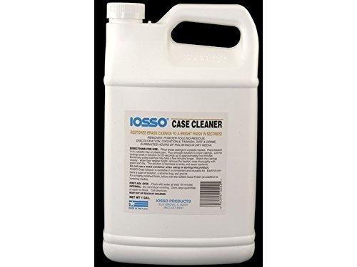 Iosso Brass Case Cleaner 1 Gallon Liquid