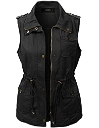 Amazon.com: Black - Coats, Jackets & Vests / Clothing: Clothing ...