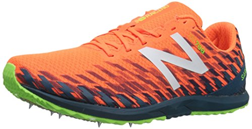 New Balance Men's 700v5 Removable Spike Cross-Country-Running-Shoes