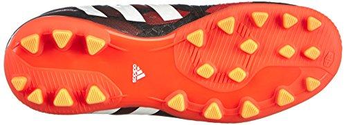 Adidas Predator Absolado Instinct Ag Botas De Fútbol Rojo / Negro / Blanco Blanco-negro-rojo